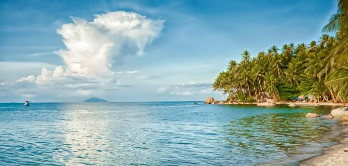 Du lịch phượt quần đảo Hải Tặc