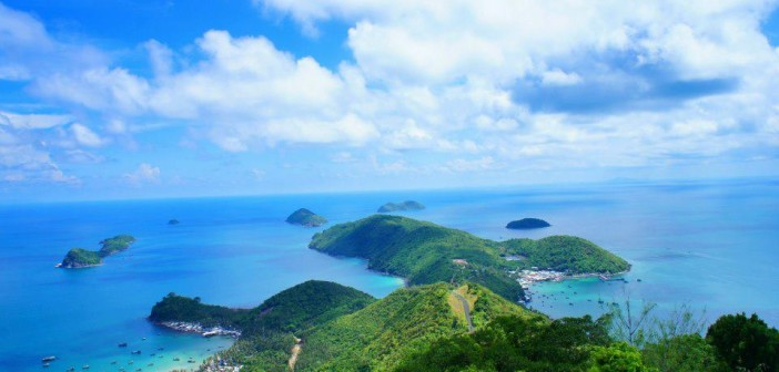 Khám phá đảo Nam Du