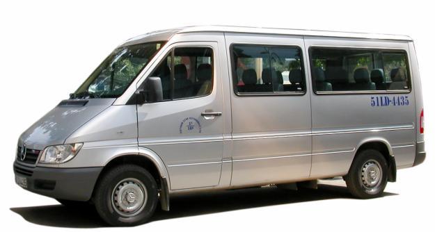 thuê xe du lịch 16 chỗ giá rẻ